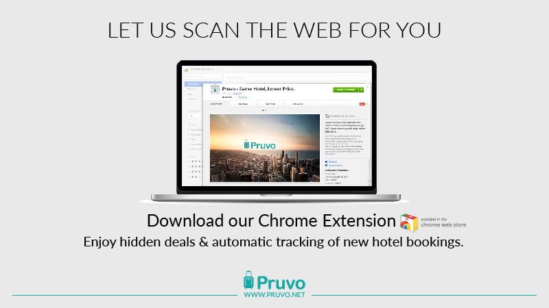 Pruvo´s Google Chrome Extension