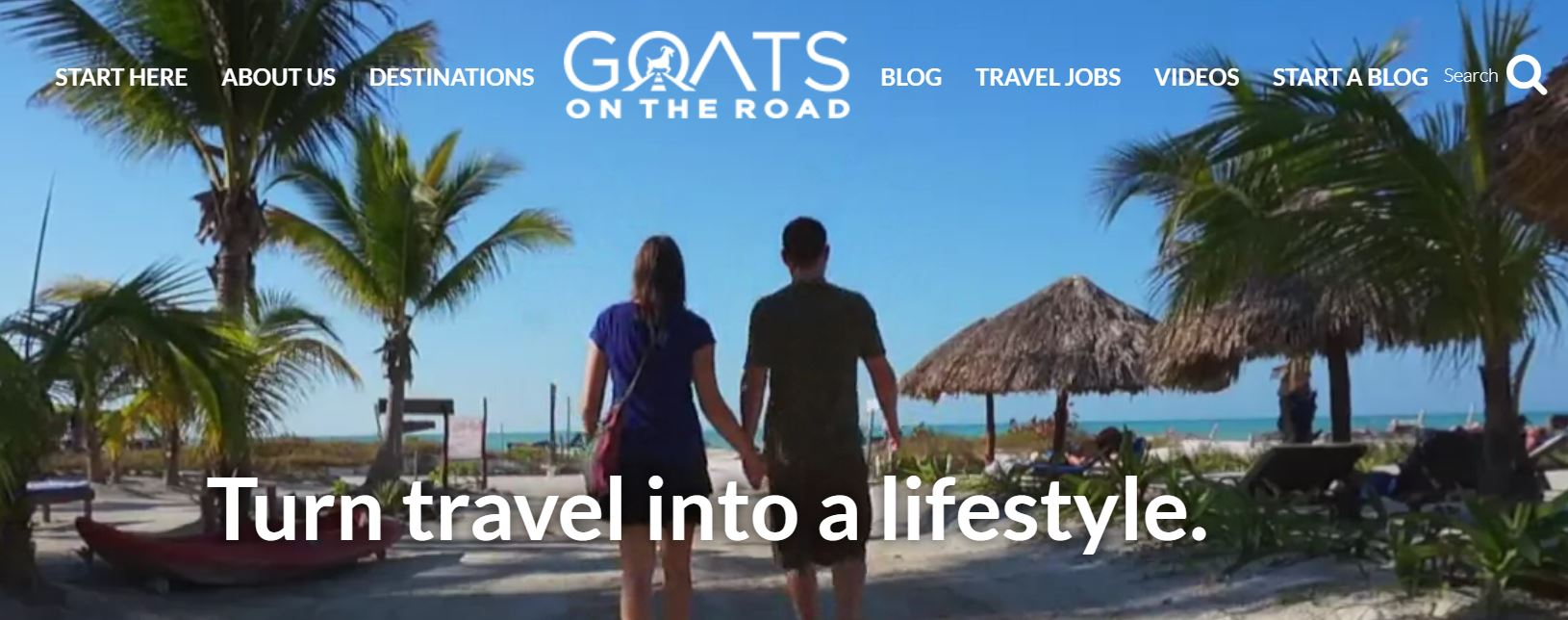 Goats on the Road how to prevent tourist scams