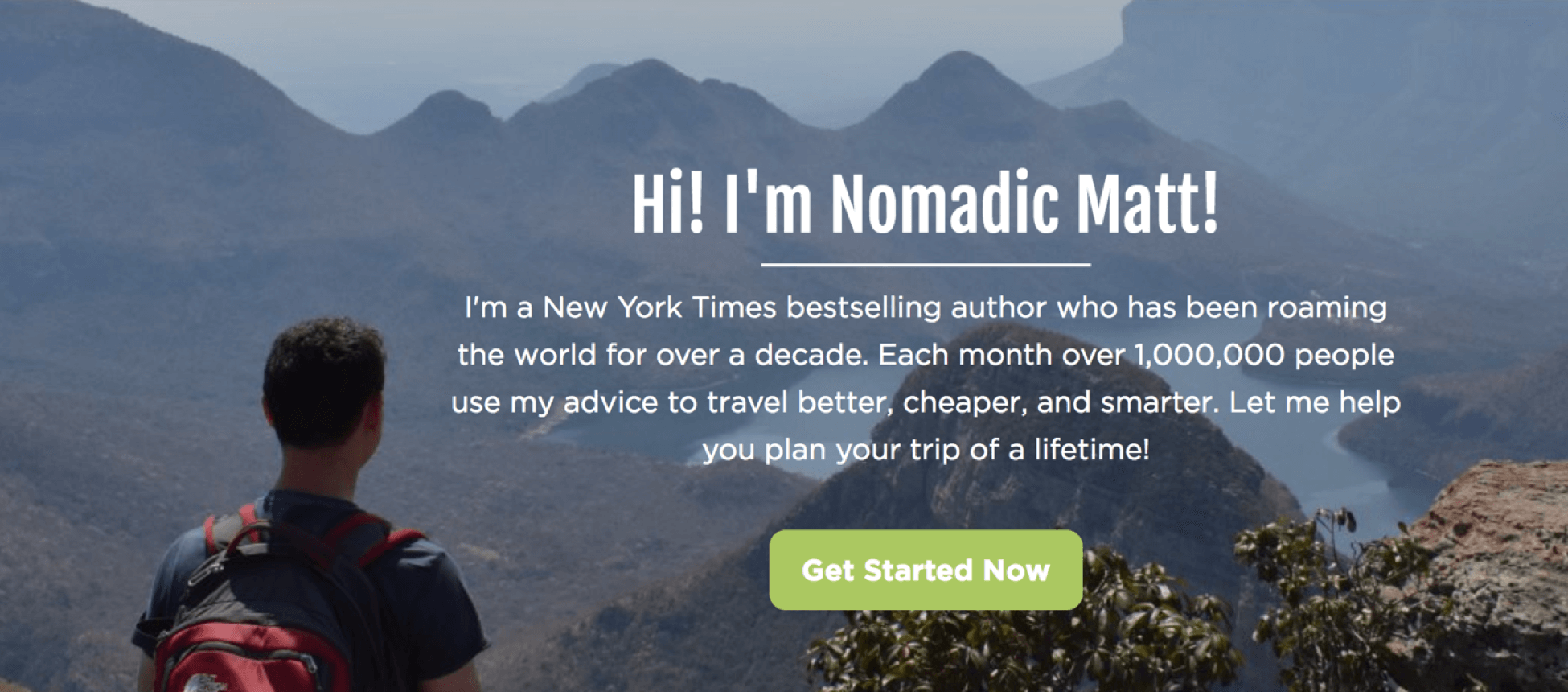 nomadic matt for research for your trip