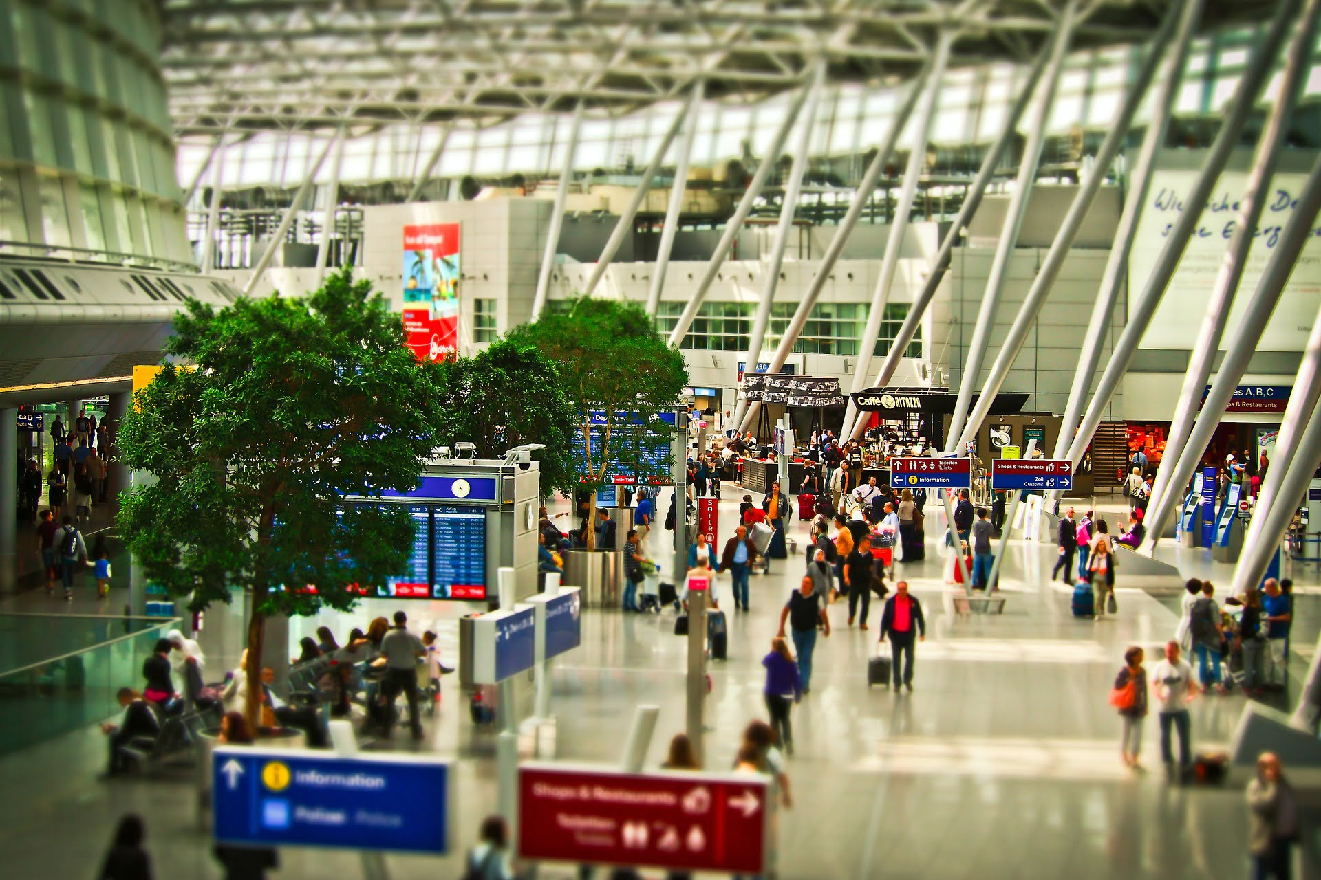 Top 20 Airport Tips