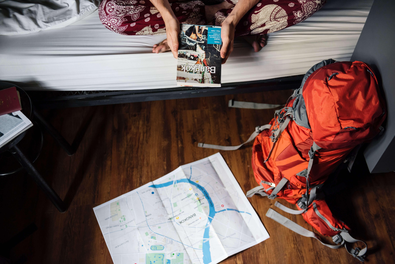 Rick Steve's travel blog