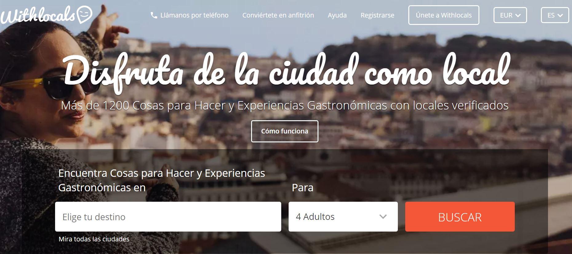 Mejores aplicaciones y sitios web de viajes