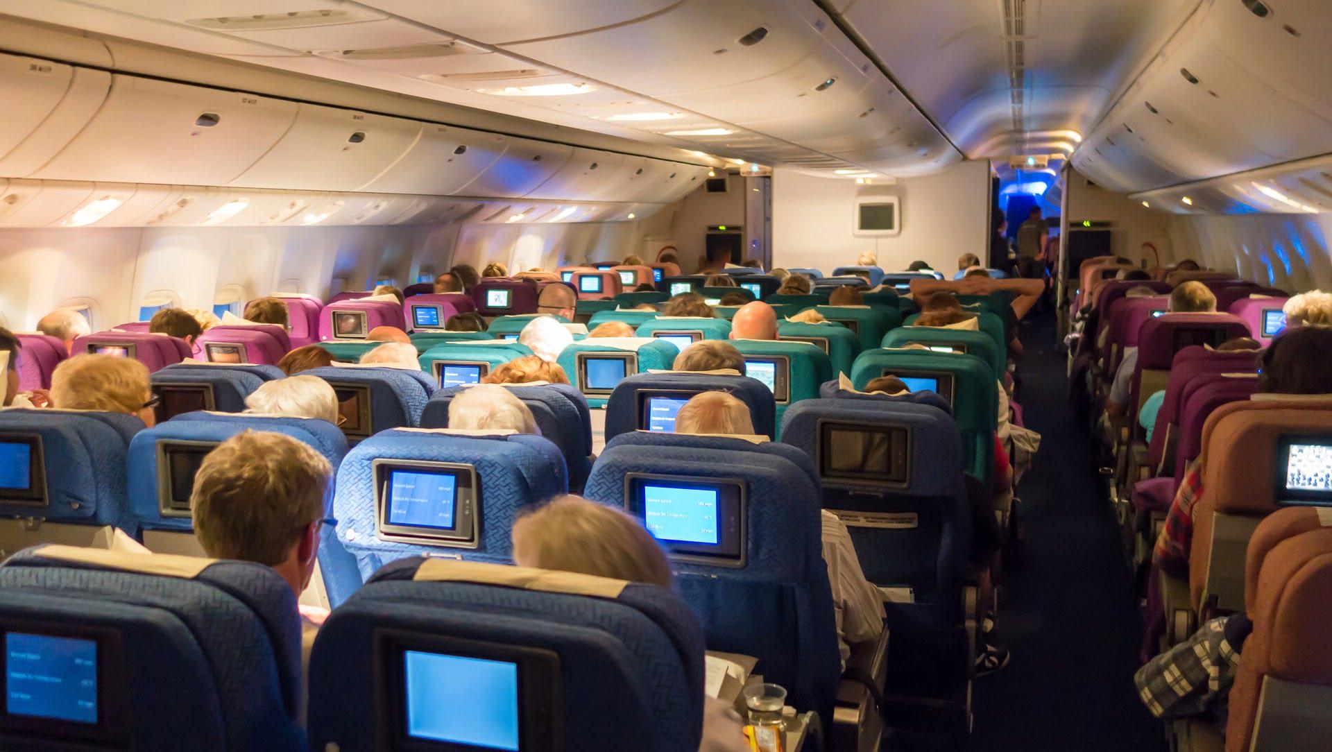 in-flight Dining hacks