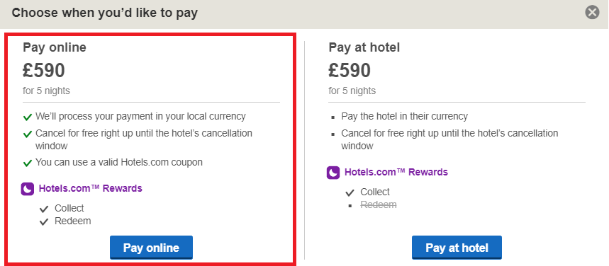 how to use coupons for hotel bookings