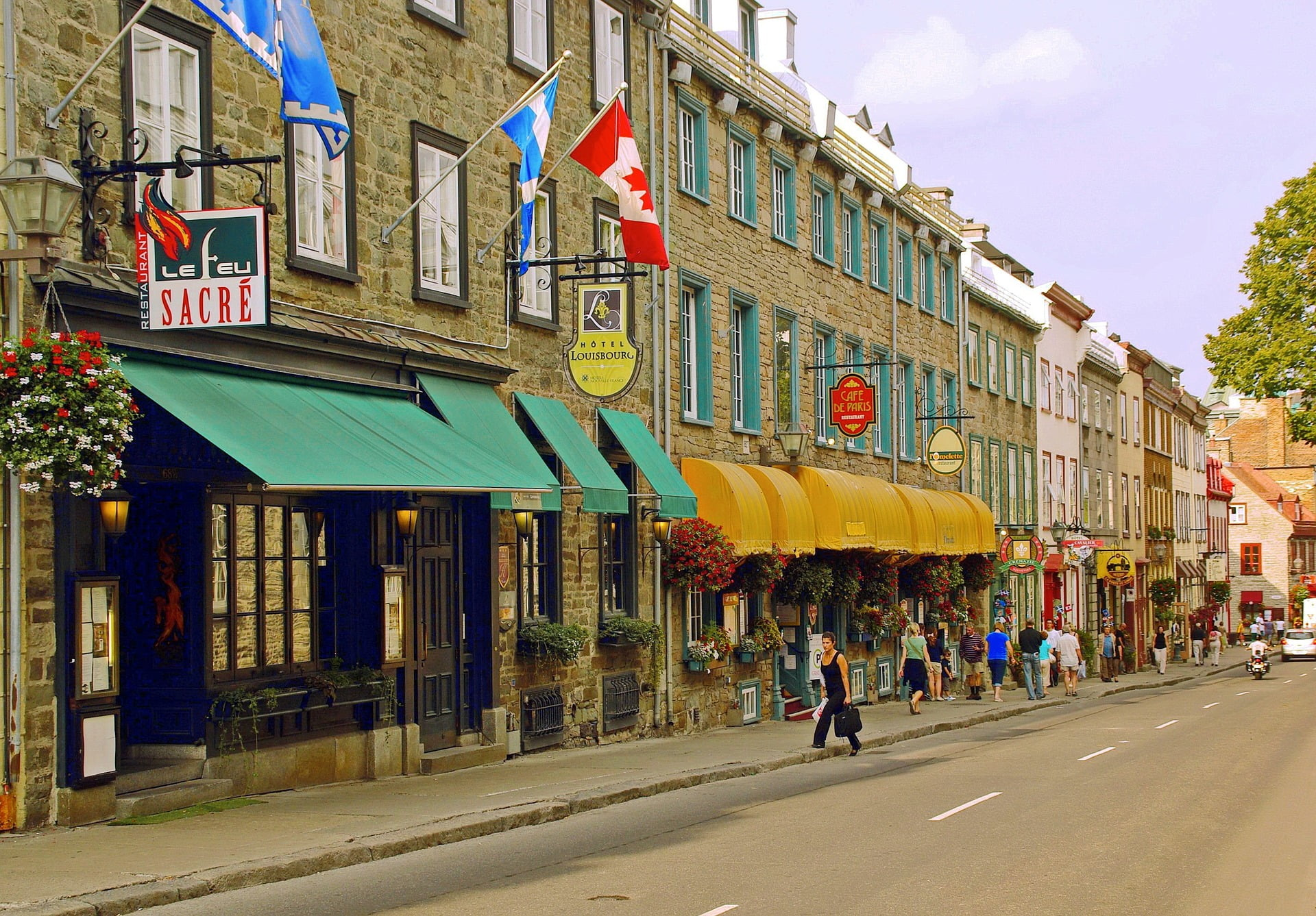 Quebec is for families