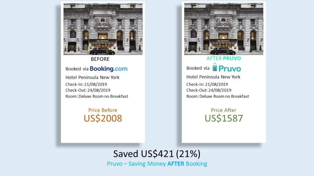 Pruvo better price