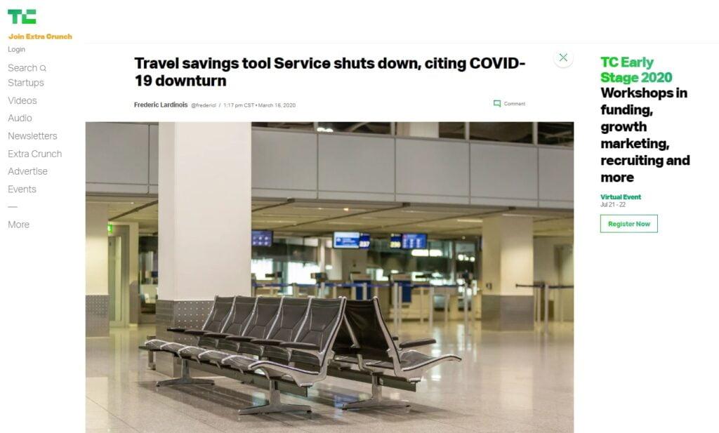 Getservice.com goes bankrupt