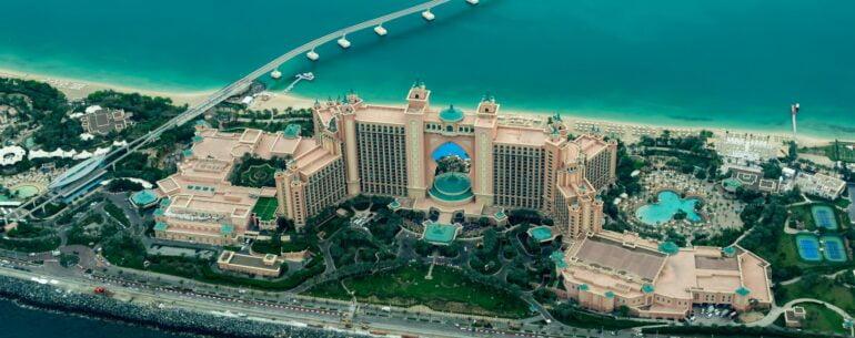 הזמנת מלון בדובאי