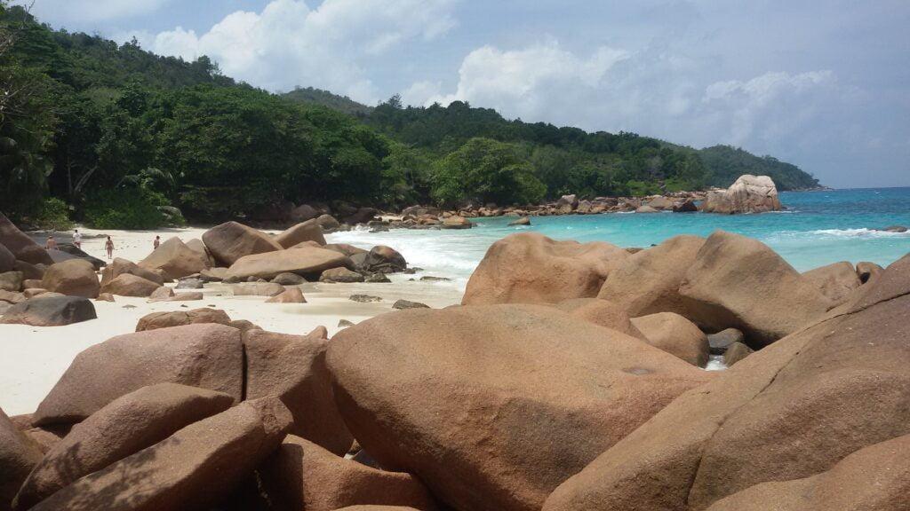 Anse Lazio es de los mejores lugares para visitar en las Seychelles