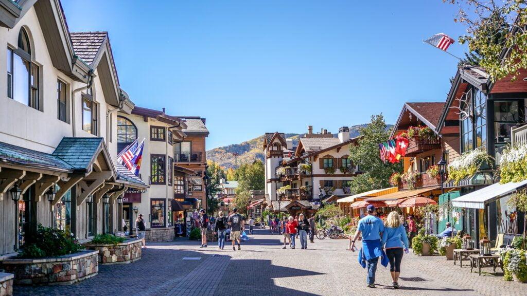 Colorado es de los mejores destinos para su luna de miel