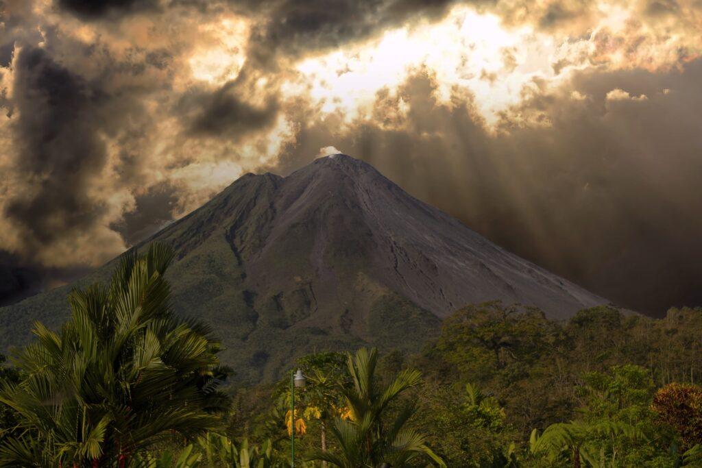 Costa Rica es de los mejores destinos para su luna de miel