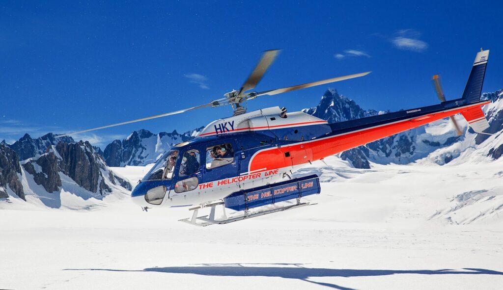 Fox Glacier es uno de los mejores lugares en el mundo para paracaidismo