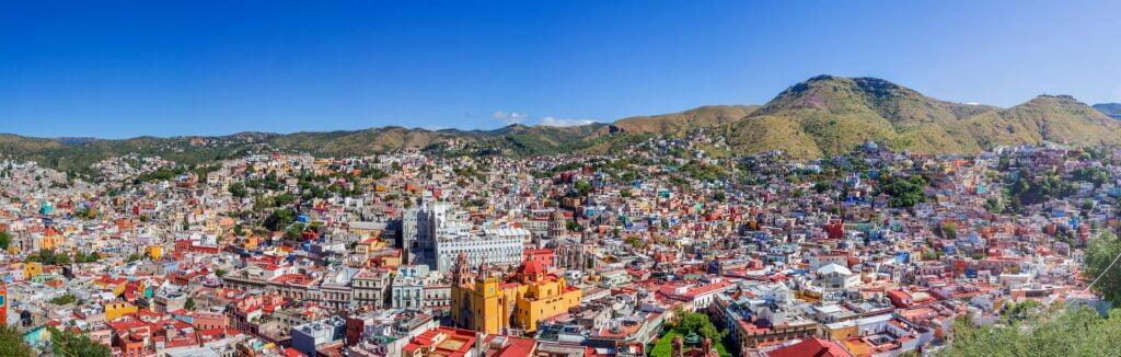 Guanajuato es de los mejores destinos menos transitados en México