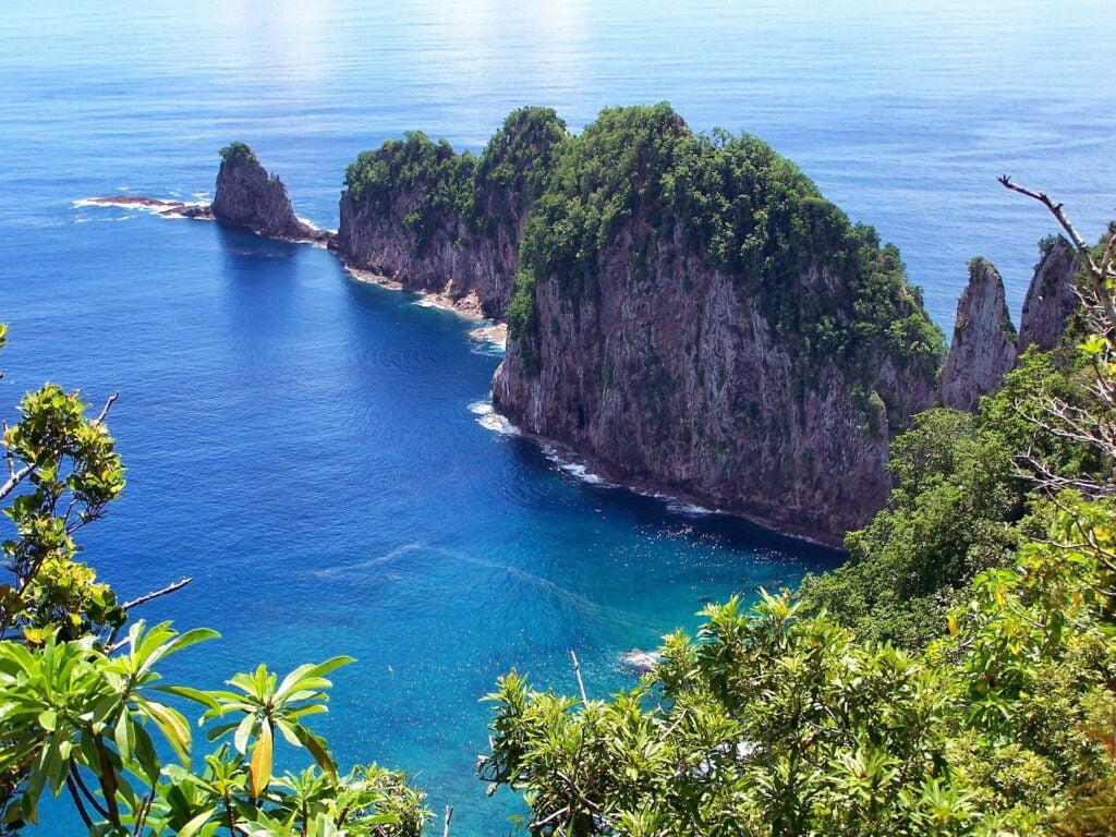 Samoa Americana es de los países menos visitados del mundo