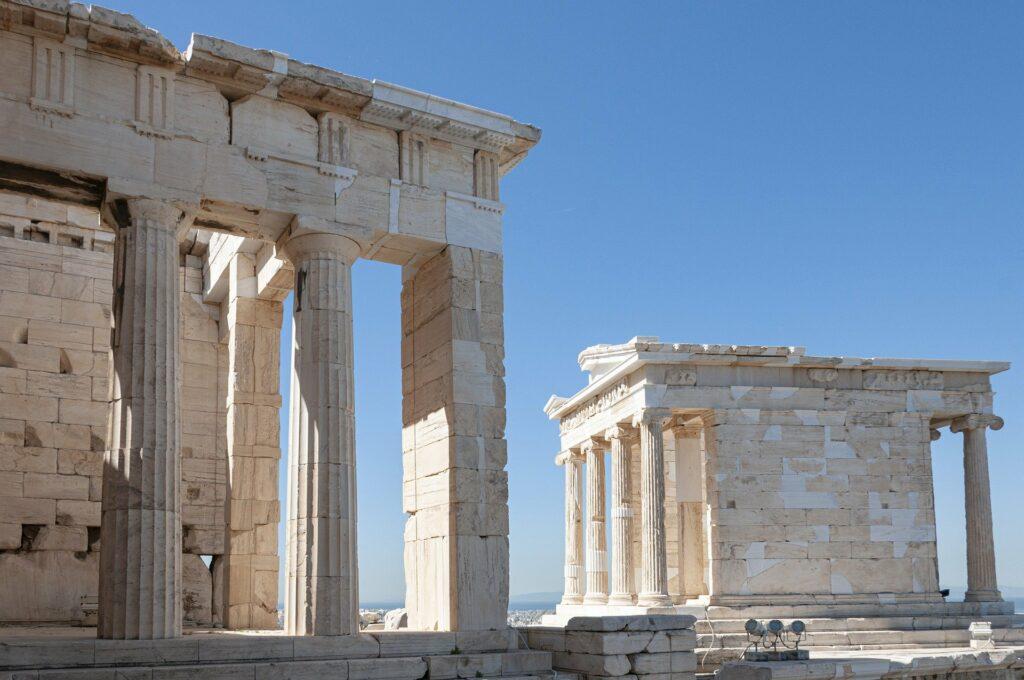Atenas, Grecia es uno de los 10 mejores destinos para los amantes de la historia