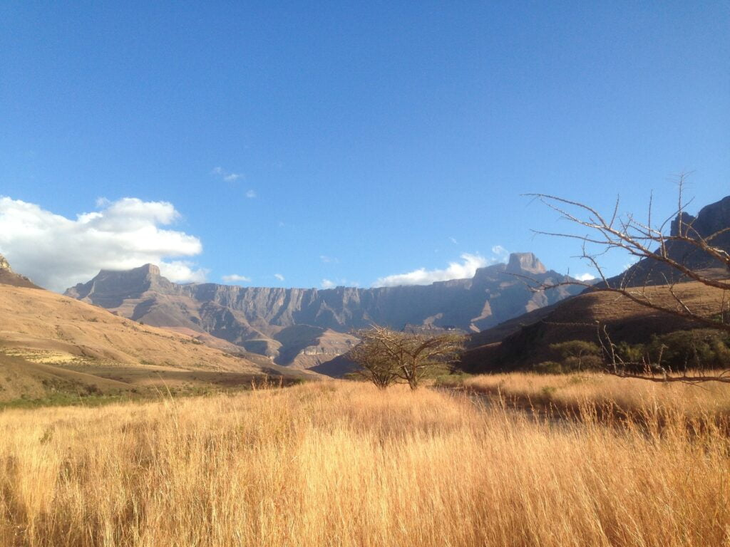 El Drakensberg, KwaZulu-Natal