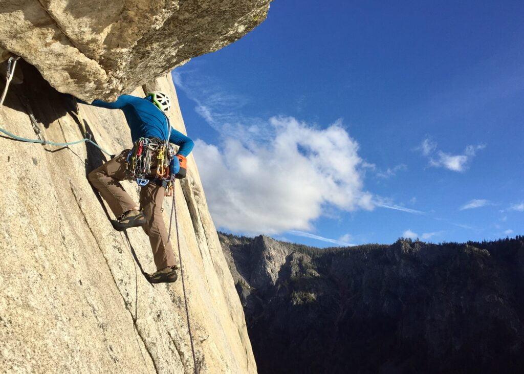 Yosemite es de los mejores destinos del mundo para la escalada en roca