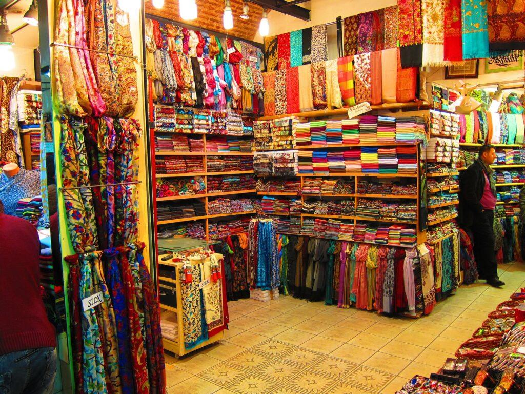 Estambul es uno de los mejores destinos para hacer compras