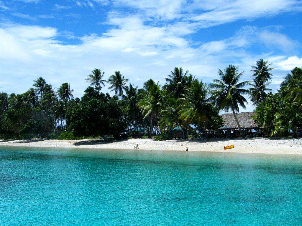 Islas Marshall es de los países menos visitados del mundo