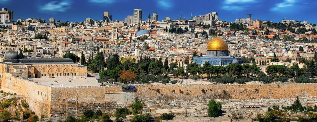 Jerusalen es uno de los 10 mejores destinos para los amantes de la historia
