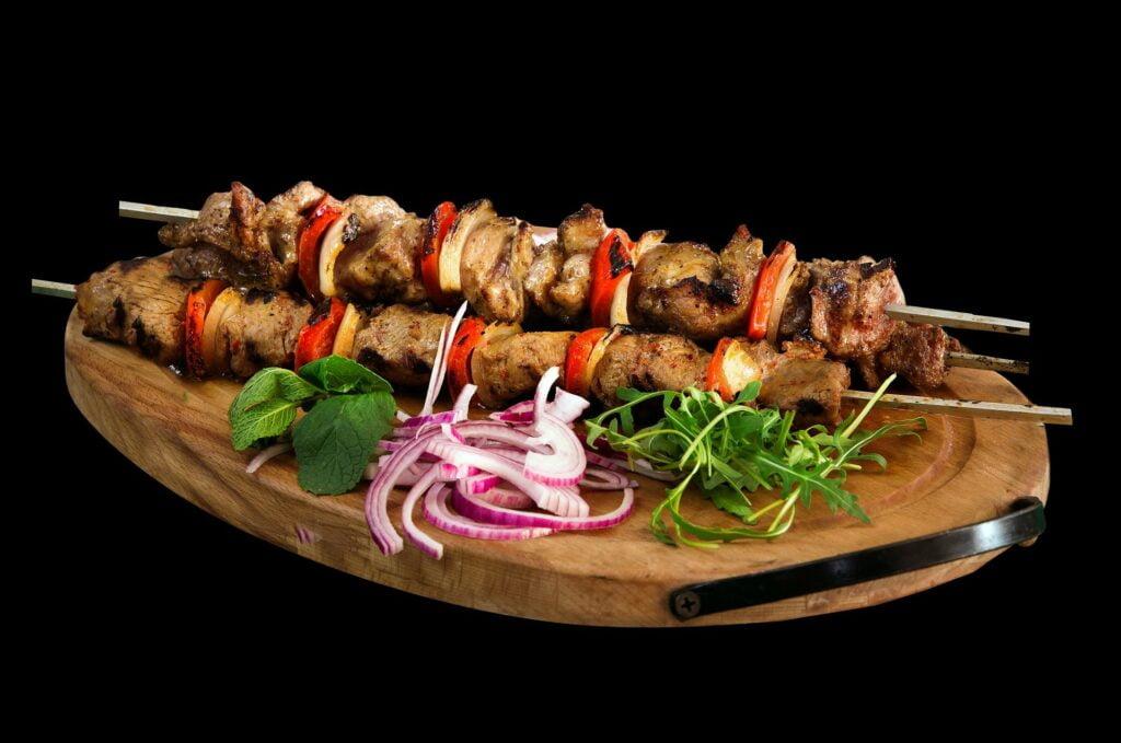 kebab egipcio