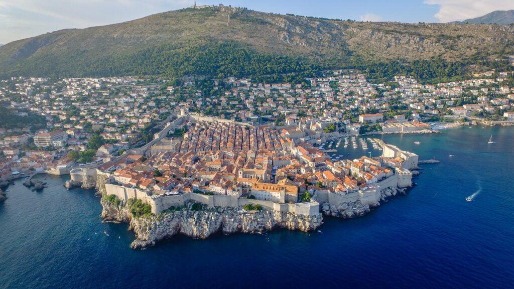 Dubrovnik es uno de los mejores lugares para ver en Croacia