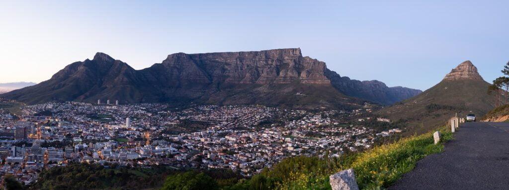 table mountain - de las mejores cosas para hacer en Sudafrica