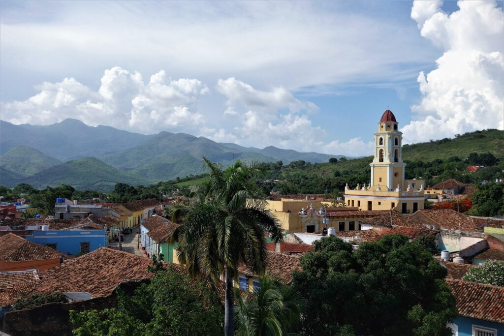 Trinidad, Cuba es de los 10 mejores lugares para visitar en Cuba