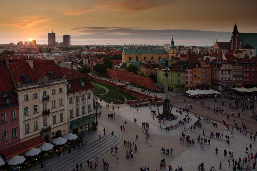 Varsovia es uno de los mejores destinos para hacer compras