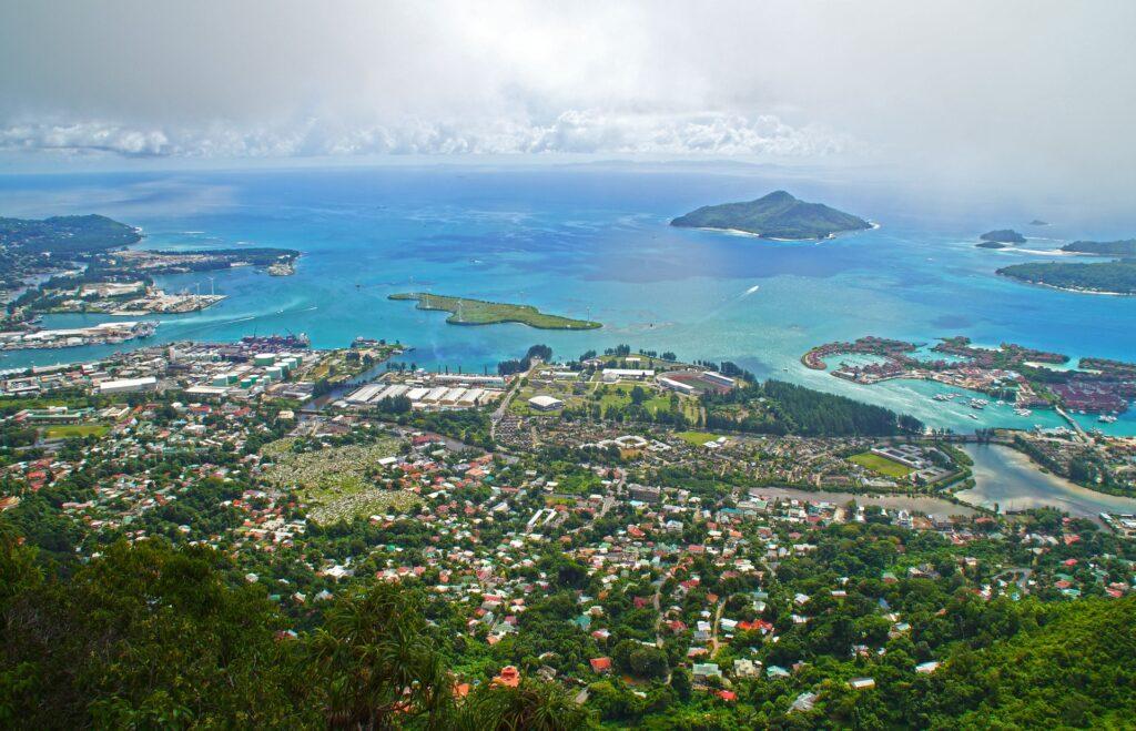 Victoria es uno de los mejores lugares para visitar en las Seychelles