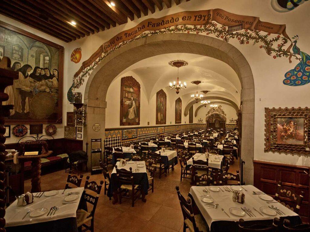 Imagen café de tacuba que ilustra los mejores restaurante de  CDMX