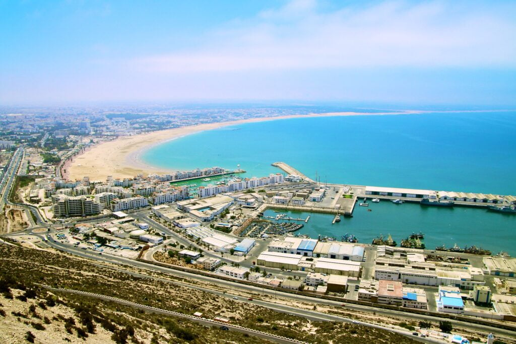 PCR tests in Agadir
