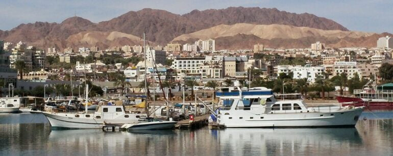 PCR tests in Eilat