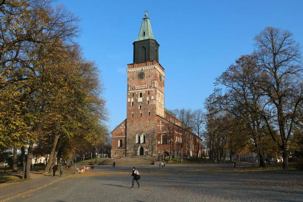 PCR tests in Turku