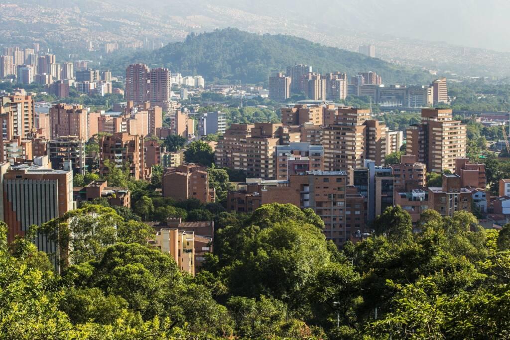PCR test in Medellin