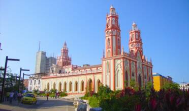 PCR tests in Barranquilla