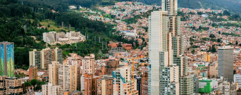 PCR tests in Bogota