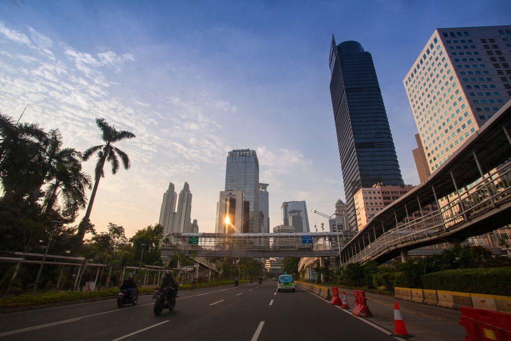 PCR tests in Jakarta