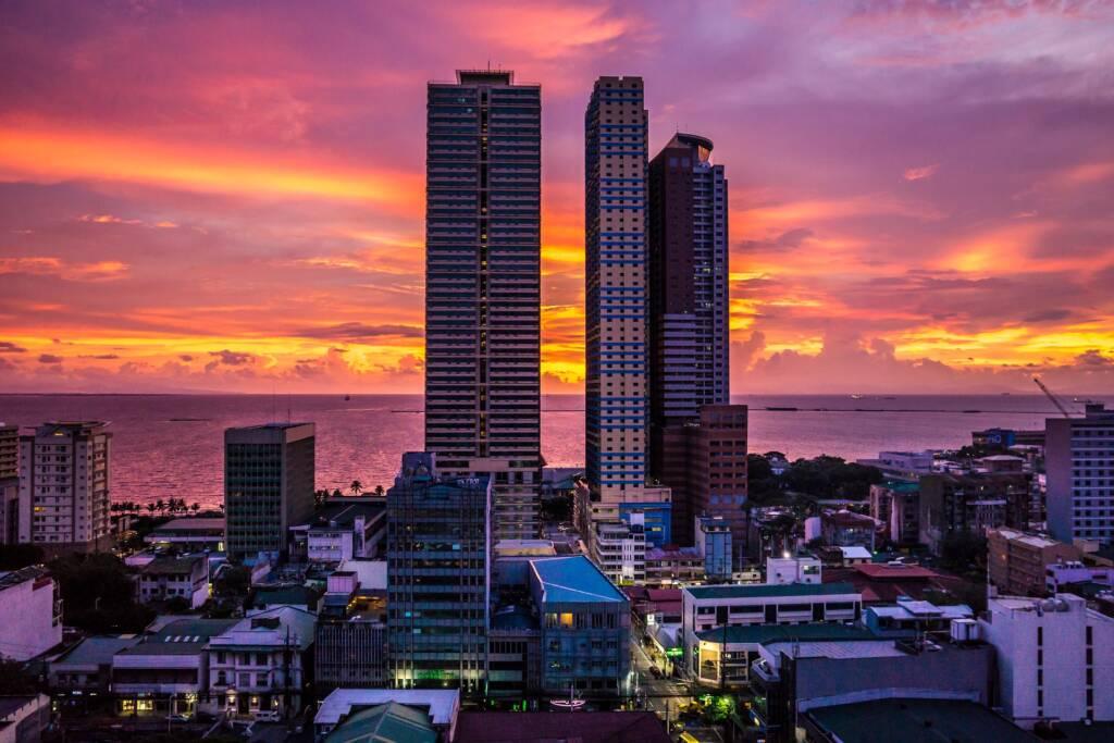 PCR tests in Manila