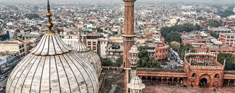 PCR tests in New Delhi
