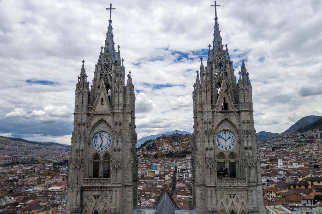 PCR tests in Quito