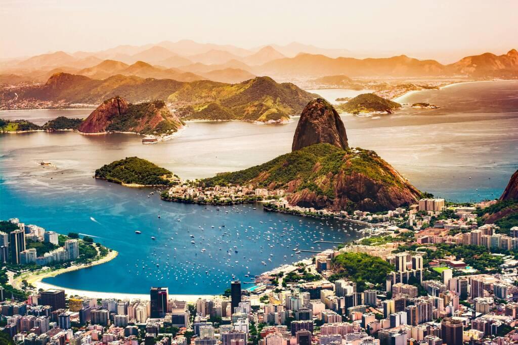 PCR tests in Rio De Janeiro
