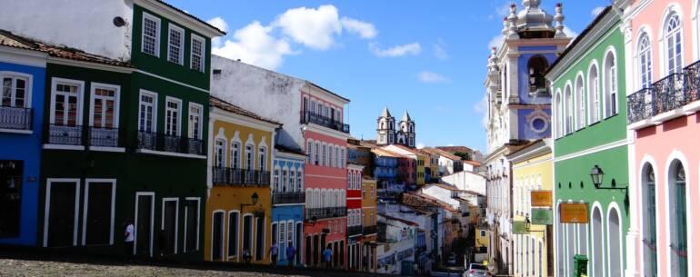 PCR tests in Salvador