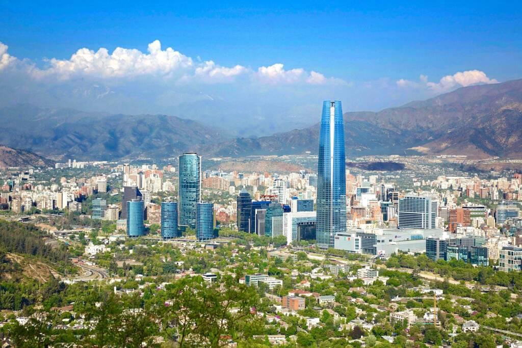 PCR tests in Santiago