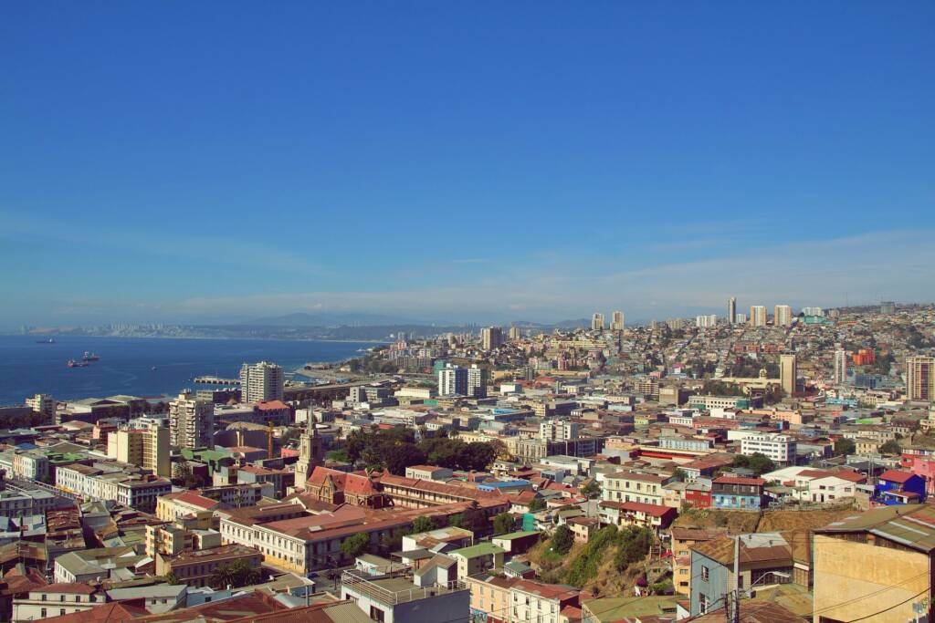 PCR tests in Valparaiso