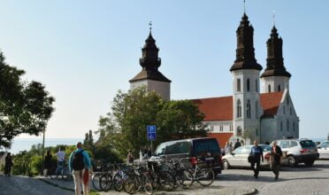 PCR tests in Visby