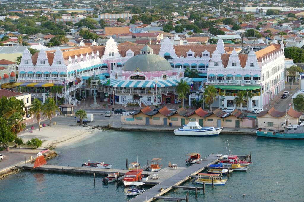 PCR tests in Aruba