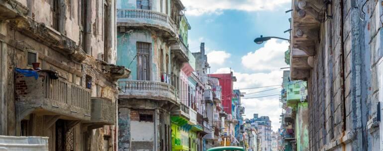 PCR tests in Havana