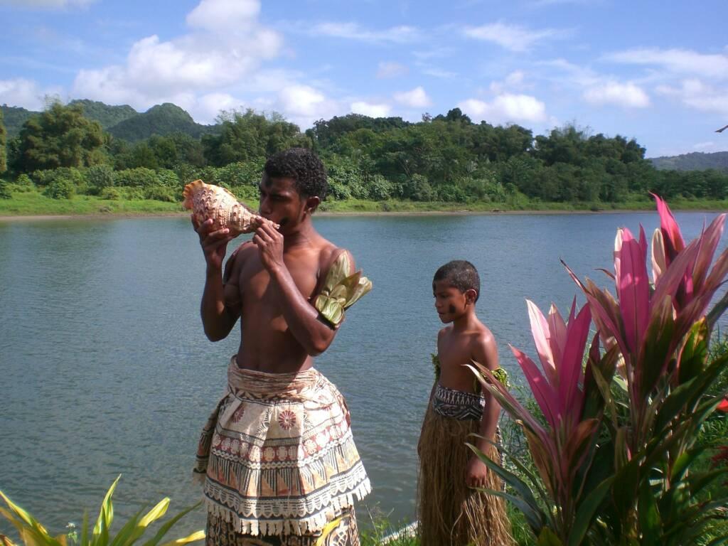 PCR tests in Fiji
