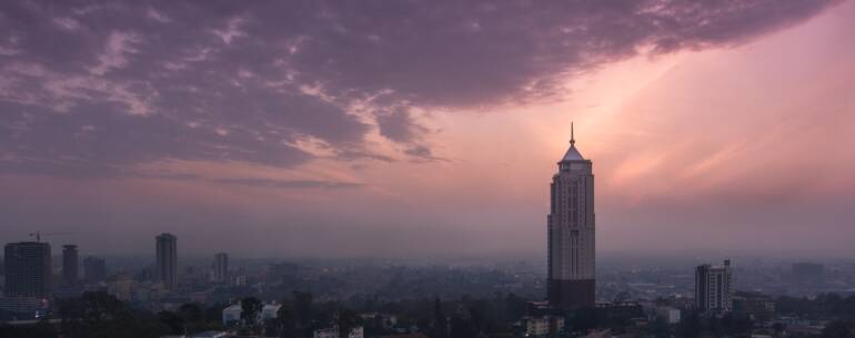 PCR tests in Nairobi